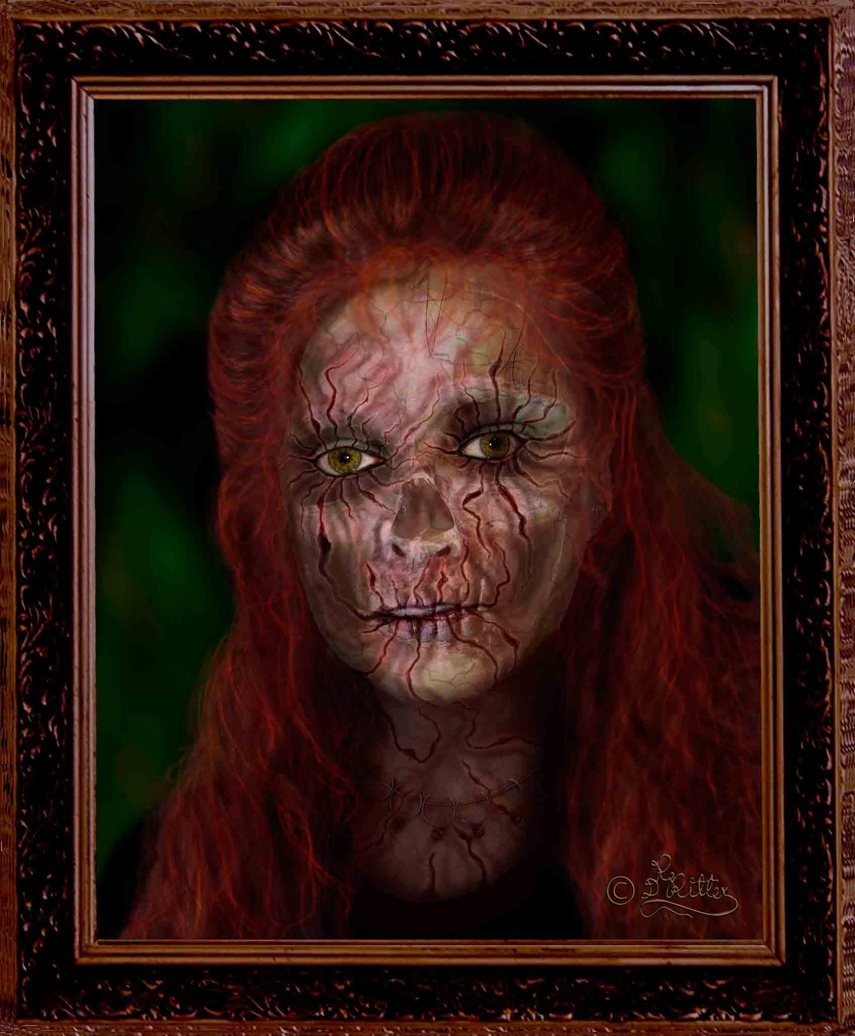 Das Bildnis der Doria Gray