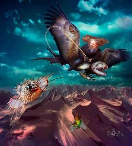 Der Drachenflieger