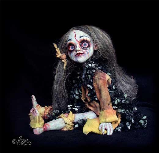 Diseasea (Ball joined doll, 40cm)