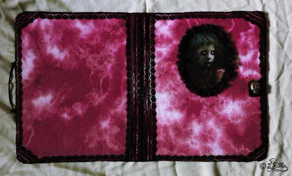 Gothic-Tablet Case