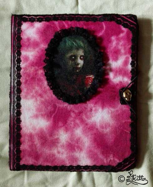 Gothic- Tablet Case