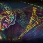 Gargoyle (Digital Painting)