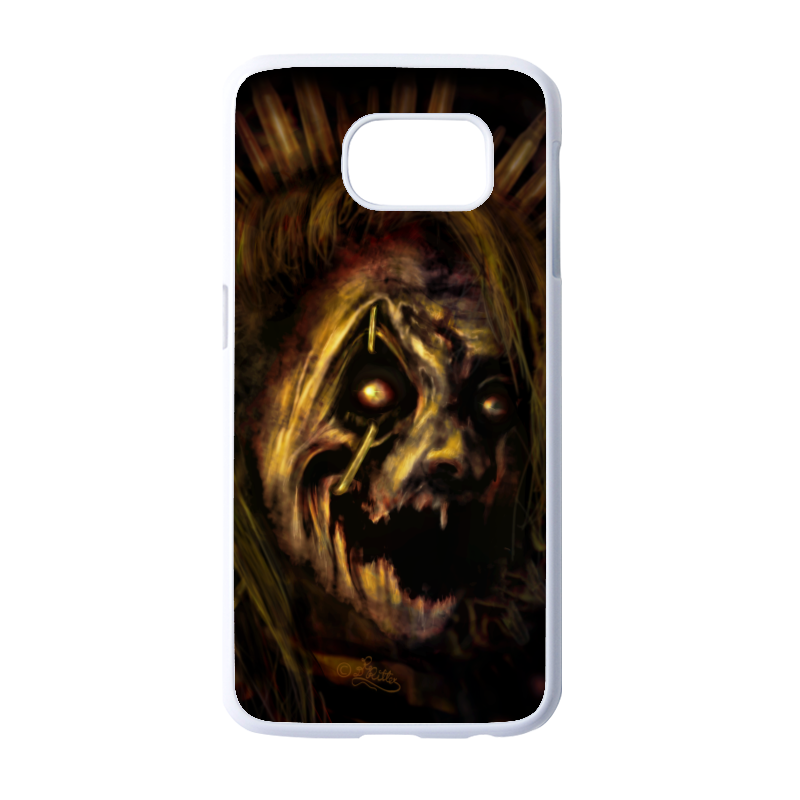 Demon phone cover