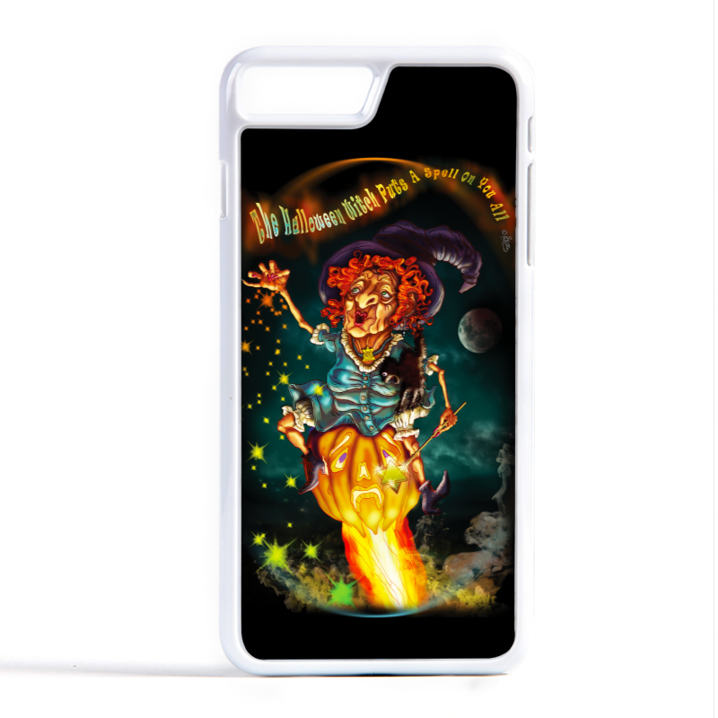 Halloween phone cover-handy