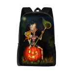 Halloween school bag