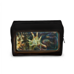 cool gothic cosmetic bag