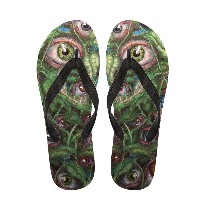crazy Flip-Flops