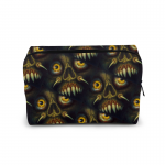 creepy cosmetic bag