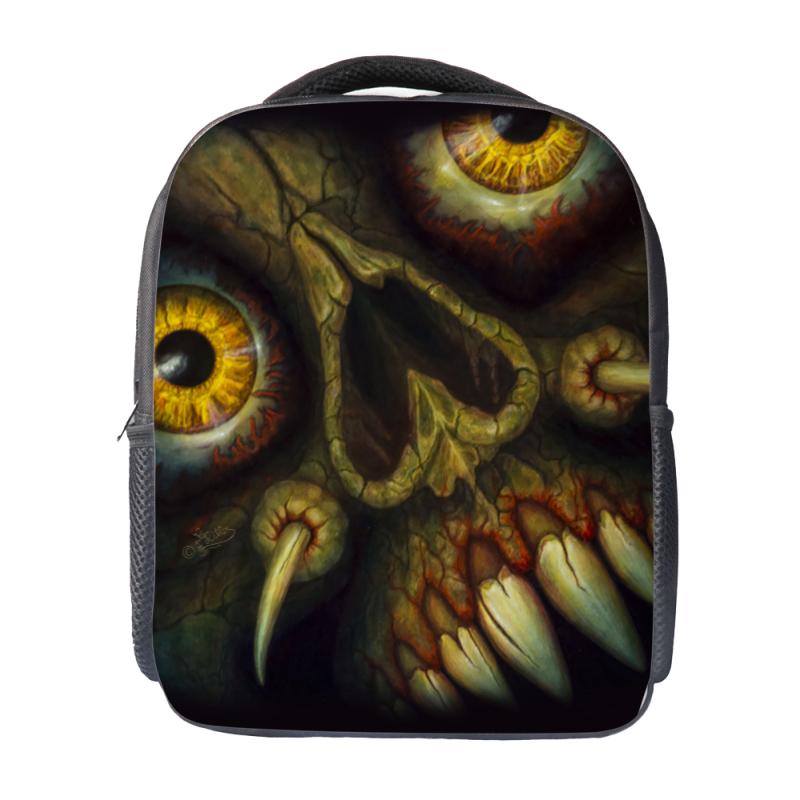 creepy school bag