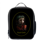gotic dark school bag