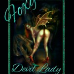 Foxy Devil Lady_Plakat