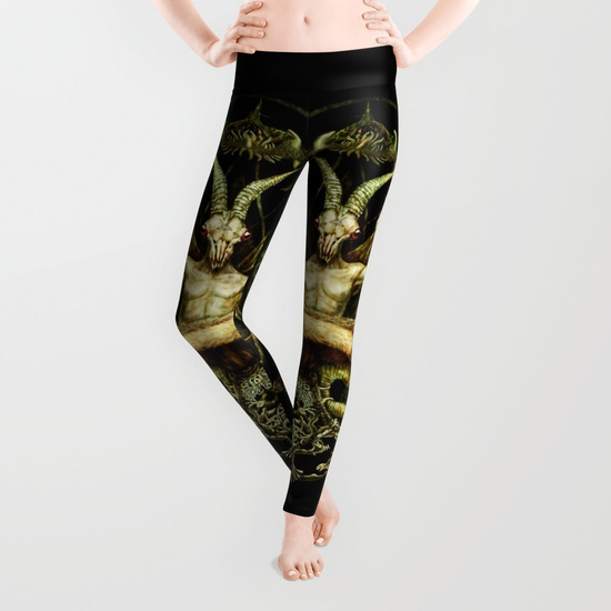 baphomet-leggings