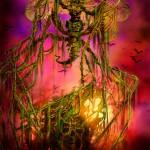 Insekten Dämon