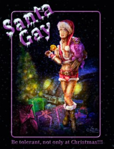 Santa Gay