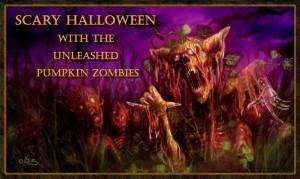Halloween Bildschirmhintergrund