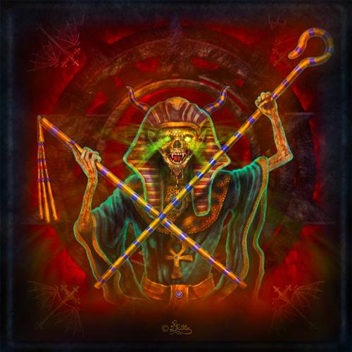 Teuflischer Pharao