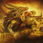 Das Opfer für den Drachen